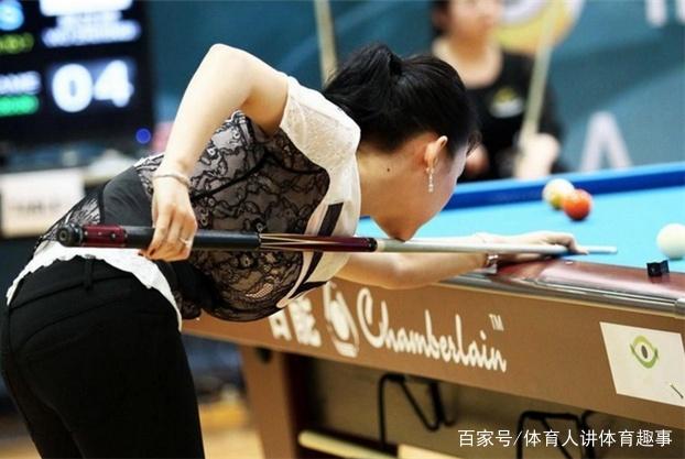 台球天后潘晓婷,如今37岁仍是单身,晒出生活照宛如18岁少女!