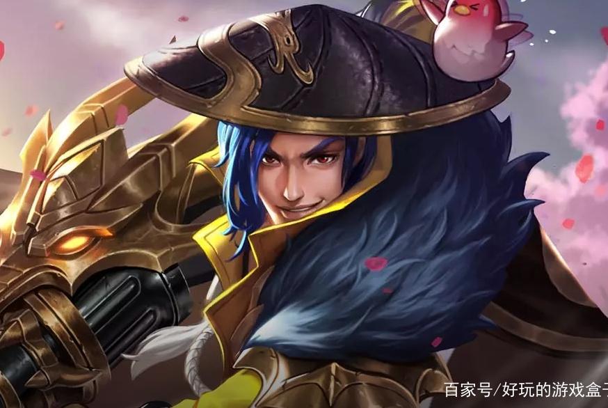 王者荣耀:一枪4000血的近战霸主,前期刘备1分钟刷钱轻松破千!