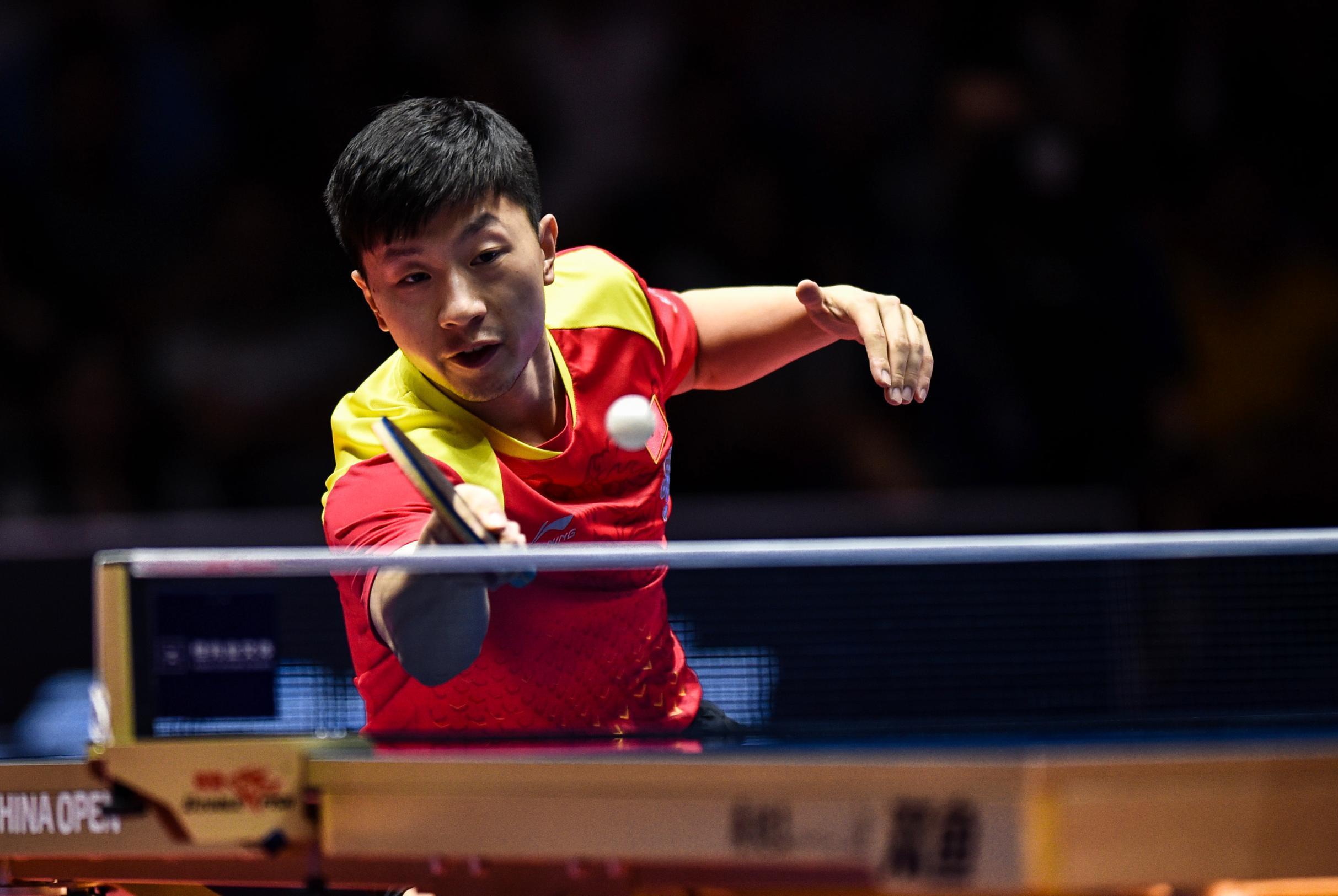 国际乒联又放大招,国乒喜忧参半,混双王牌有望提前获得奥运门票