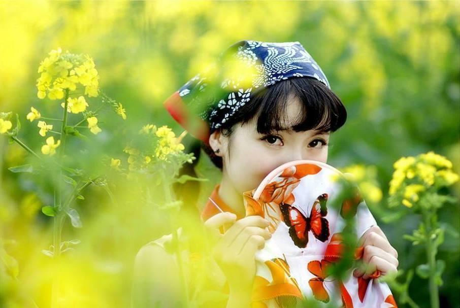 摄影:油菜花的花小不好拍?那是不懂拍摄思路