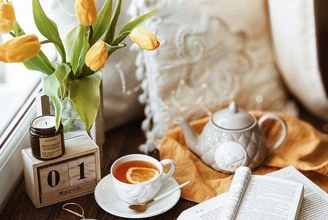 早安心语优美的句子,精致走心,不负好时光!