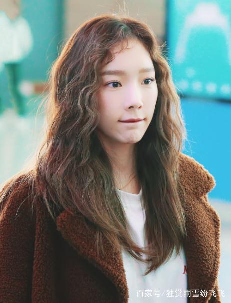 taeyeon金泰妍,清纯可爱却又女人味十足