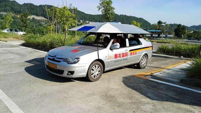 这样练车等于挂科加浪费时间,尤其是准备考试的学员们!