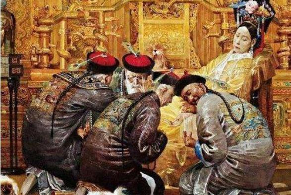 慈禧临死前一天,做了件伤天害理的坏事,百年后真相才被揭露!