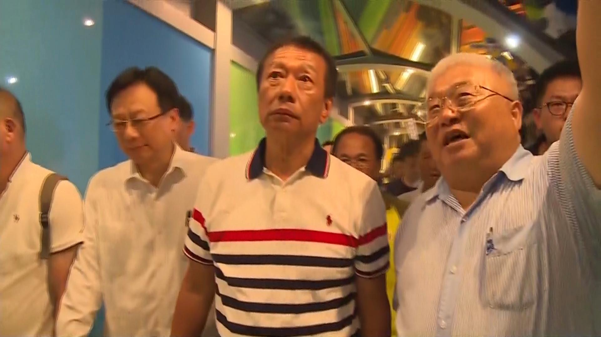 刘和平:郭台铭与韩国瑜心结未解 谈合作尚早