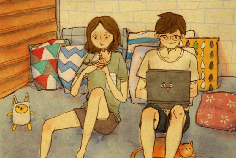 大学生最容易异地恋,这样的爱情保鲜方法,要多学习