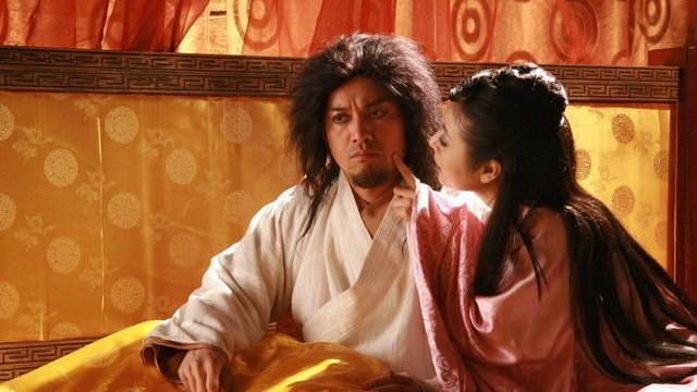 汉成帝刘骜和富平侯张放的生死之恋