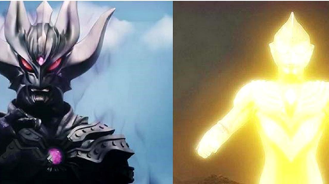 奥特曼:当奥特黑暗杀手与闪耀迪迦对决,谁会赢得最终胜利呢?