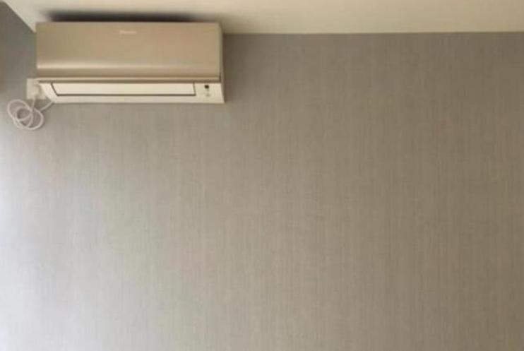 原来挂机空调还能这样安装?邻居家的做法,感觉太实用了