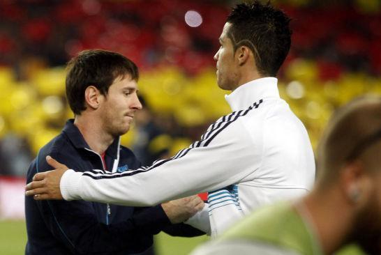 谁是世界最好球员?梅西说出了五个!还没有C罗