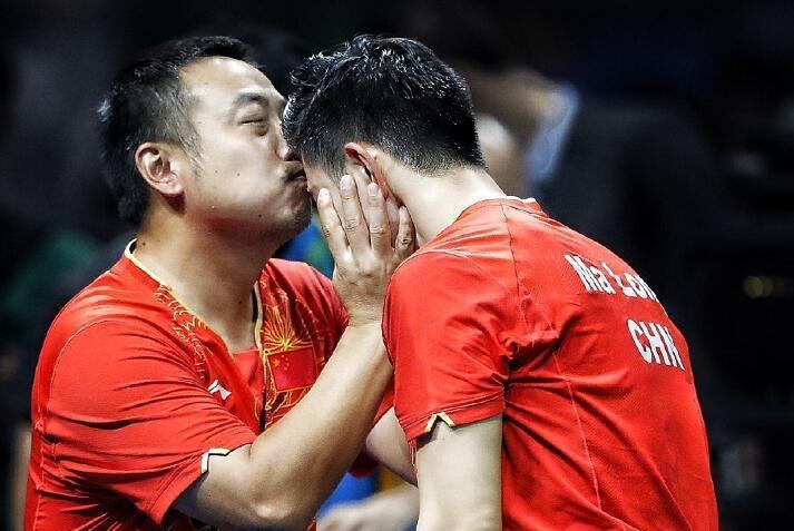 扶大厦之将倾!刘国梁救回危机中的国乒,连获冠军被央视点名称赞