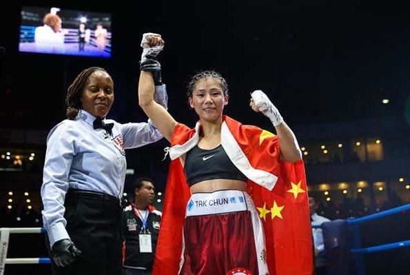 她是中国最强女拳王!泰森也是她的粉丝,长相可爱如今仍是单身