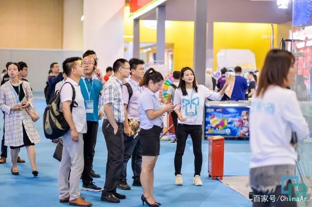 3天3万+专业观众!第2届中国国际人工智能零售展完美落幕 ar娱乐_打造AR产业周边娱乐信息项目 第14张