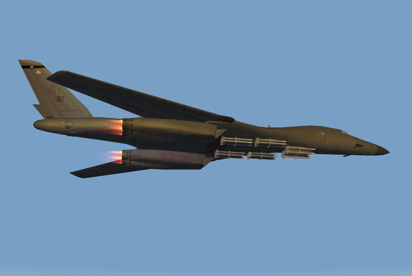 弹射逃生失败,飞行员拒绝驾驶,美军现役66架轰炸机全部停飞