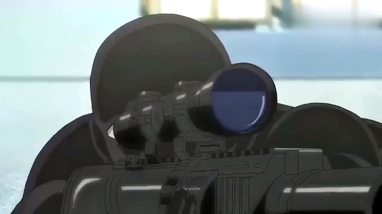 名侦探柯南:最嚣张的狙击手,敢当柯南的面连杀两人,结局已注定