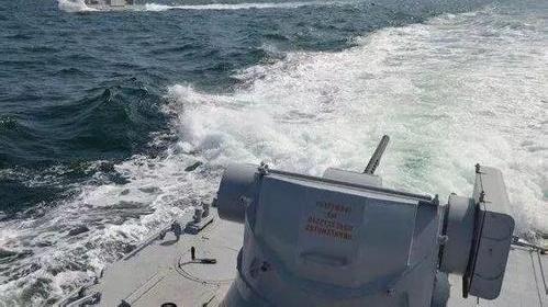 不服就干:俄罗斯在黑海秀肌肉,用行动警告北约和乌克兰