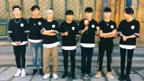 「肖战」2017年9月28日网易薄荷直播