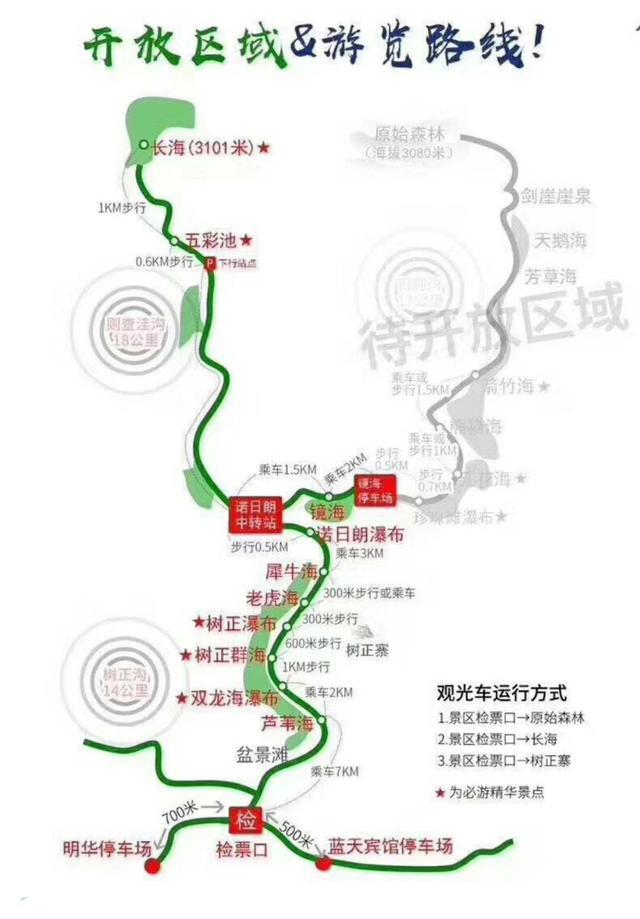 四川的12个5A景区介绍,你去过几个?