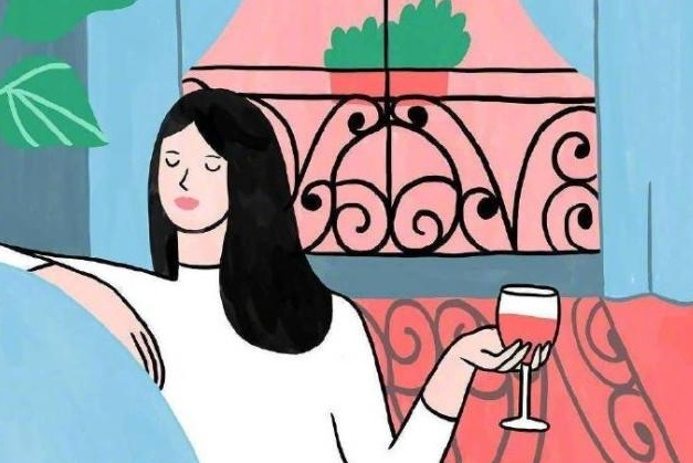"""给男人的忠告:设置朋友圈三天可见的女人,别轻易""""招惹"""""""