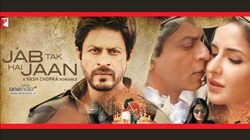Jab Tak Hai Jaan 「2012」-CD歌曲完整版-沙鲁克汗