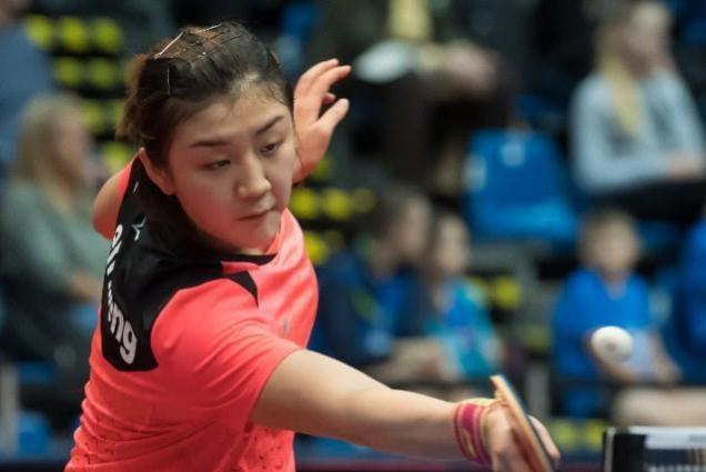 她在国际国内比赛中已取得26连胜,球迷希望,尽快与伊藤美诚碰面
