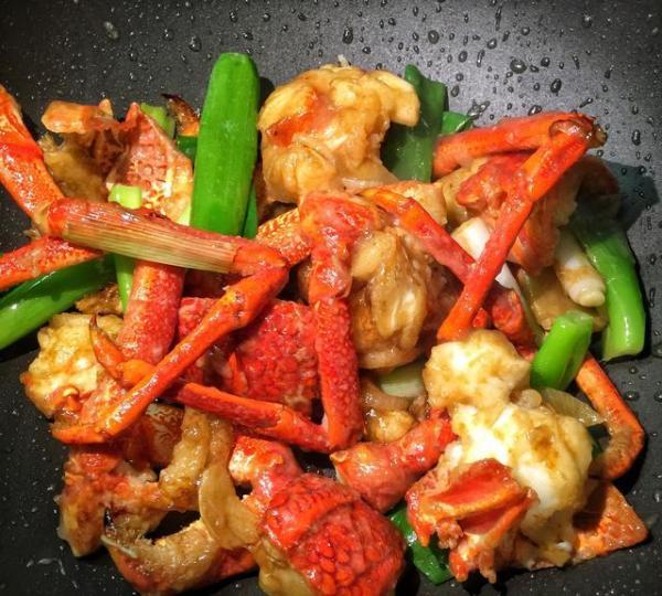 龙虾饭的做法大全图解