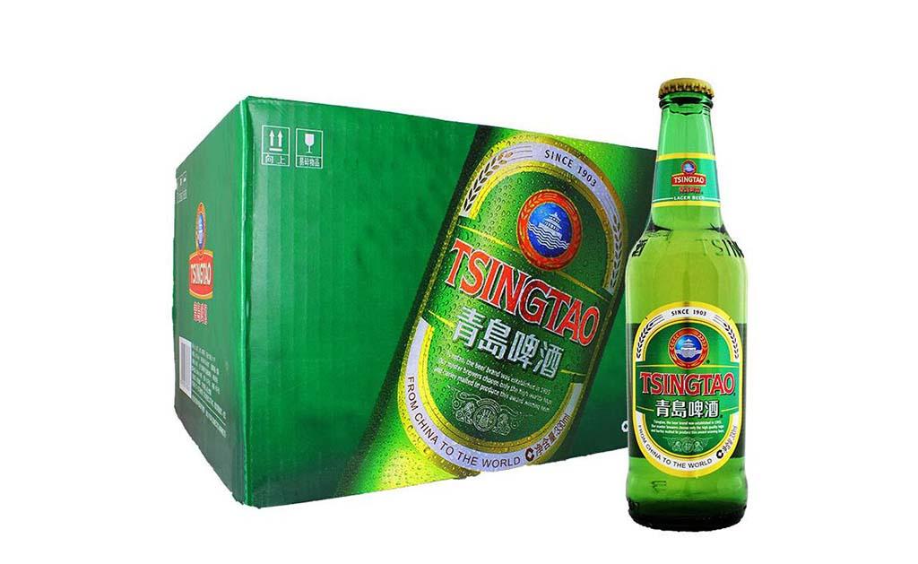 青岛啤酒乃国营企业的前身,是最早的啤酒生产企业之一,青岛啤酒主要