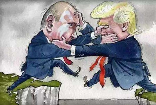 俄罗斯果然是被冤枉的,美国这次撕掉遮羞布,直接给普京上了一课