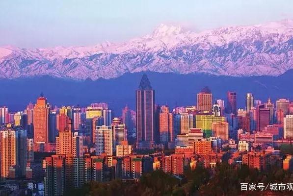 这二十年来,西部十二省市排名格局正在悄悄发生变化