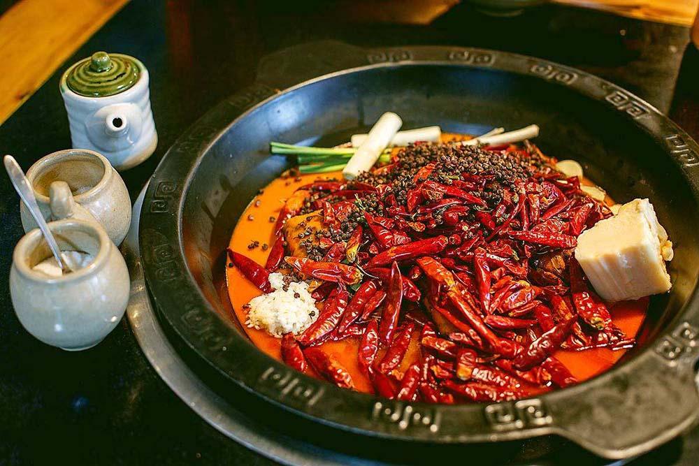 最好吃5种火锅蘸料,调最后一种是北方人,网友:以前火锅白吃了