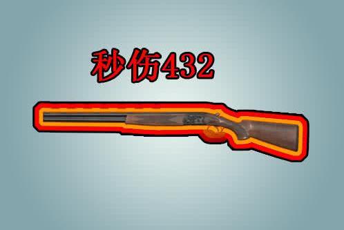 官方公布秒伤最高的枪械,S686垫底,第1秒伤671瞬秒三级甲!