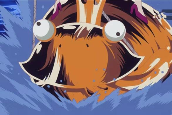 """海贼王876:甚平使出鱼人族最强奥义,大妈最新""""米霍兹""""登场!"""