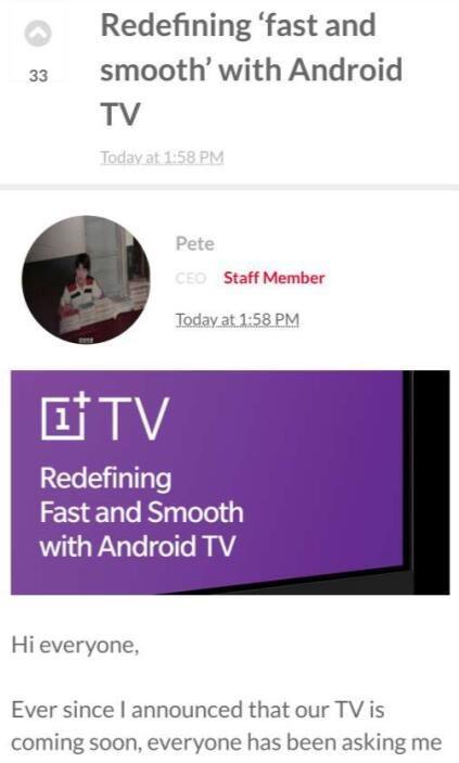刘作虎:用Android TV重新定义流畅