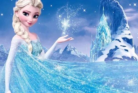 《冰雪奇缘2》预告一出感觉票房就稳了,细节设计放到十倍都不怕