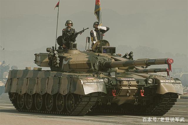 巴基斯坦计划进口360辆主战坦克,VT-4或被弃选,原因让人深思