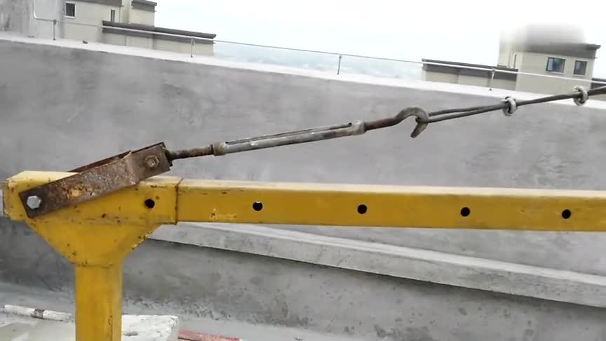 外挂吊篮施工注意事项