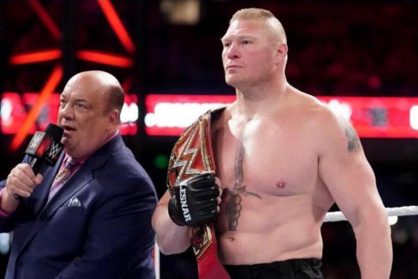 布洛克莱斯纳或离开WWE?往事被扒出,对老板发怒,遭老对手炮轰