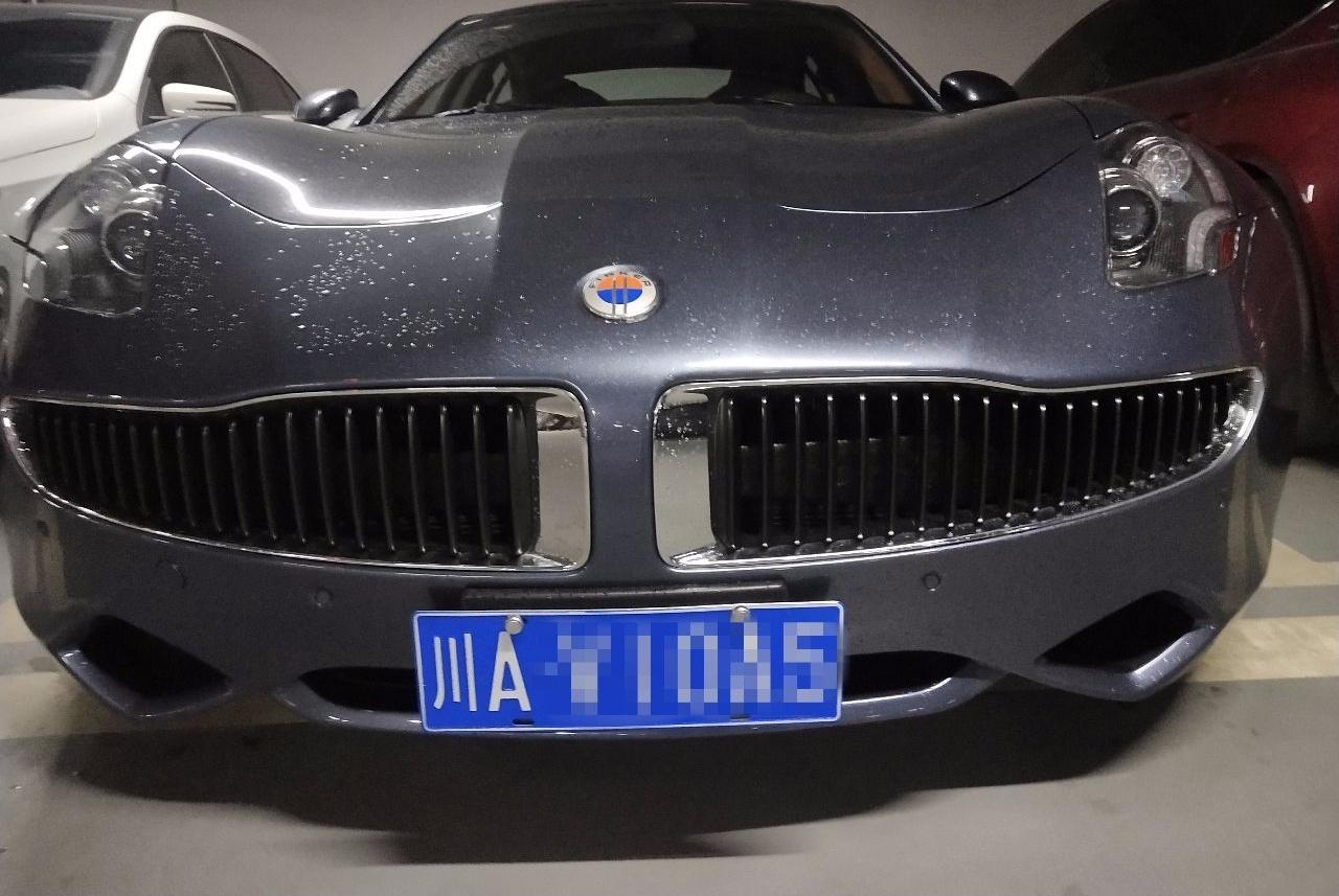 180万的电动跑车,中国仅6台,适合时髦的人