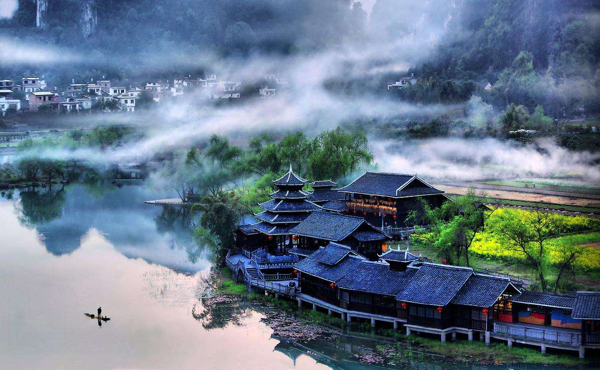 去广西旅游,有哪些值得一去的地方,看完你就知道了!