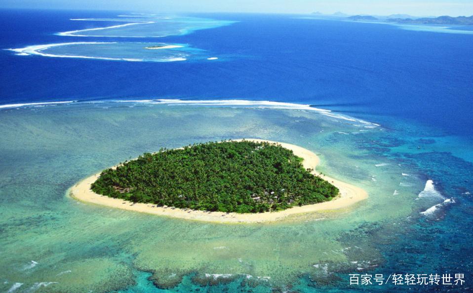 精美风景图:美丽大洋洲斐济,这样的美景太美了,收藏了!