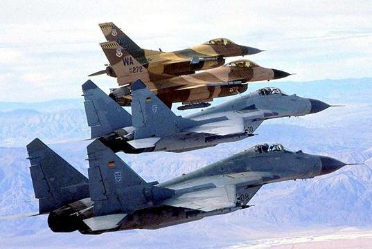 探究俄新型战机米格-35的发展,是困兽犹斗还是凤凰涅槃?(一)