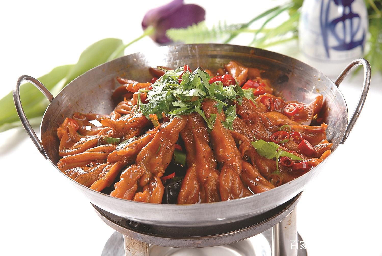 每天美食v美食:一些难得一见的干锅美食,你吃过哪种接骨树食物图片
