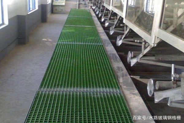 电厂用玻璃钢格栅的安全性高吗