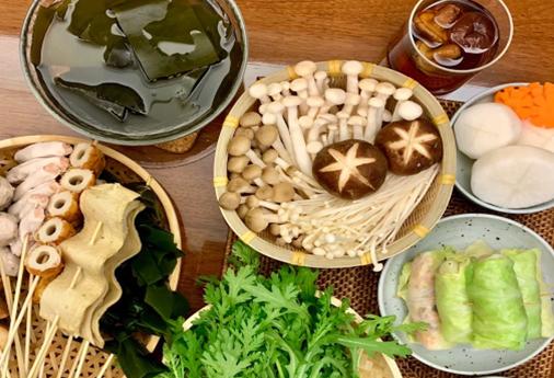 """冬天自己在家,也能做出美味的""""关东煮"""",简直不能再实惠了"""