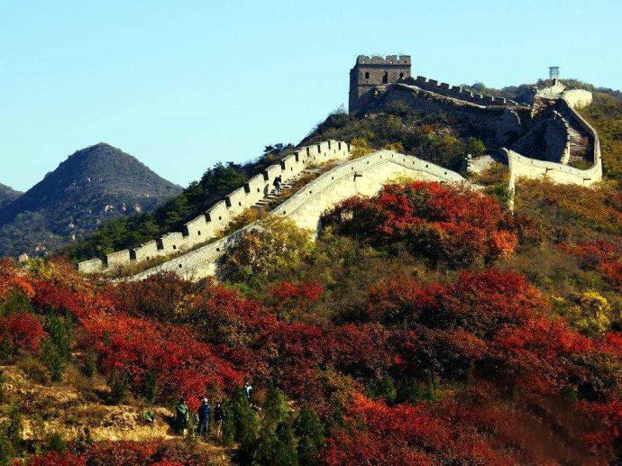 中国十大最美旅游胜地
