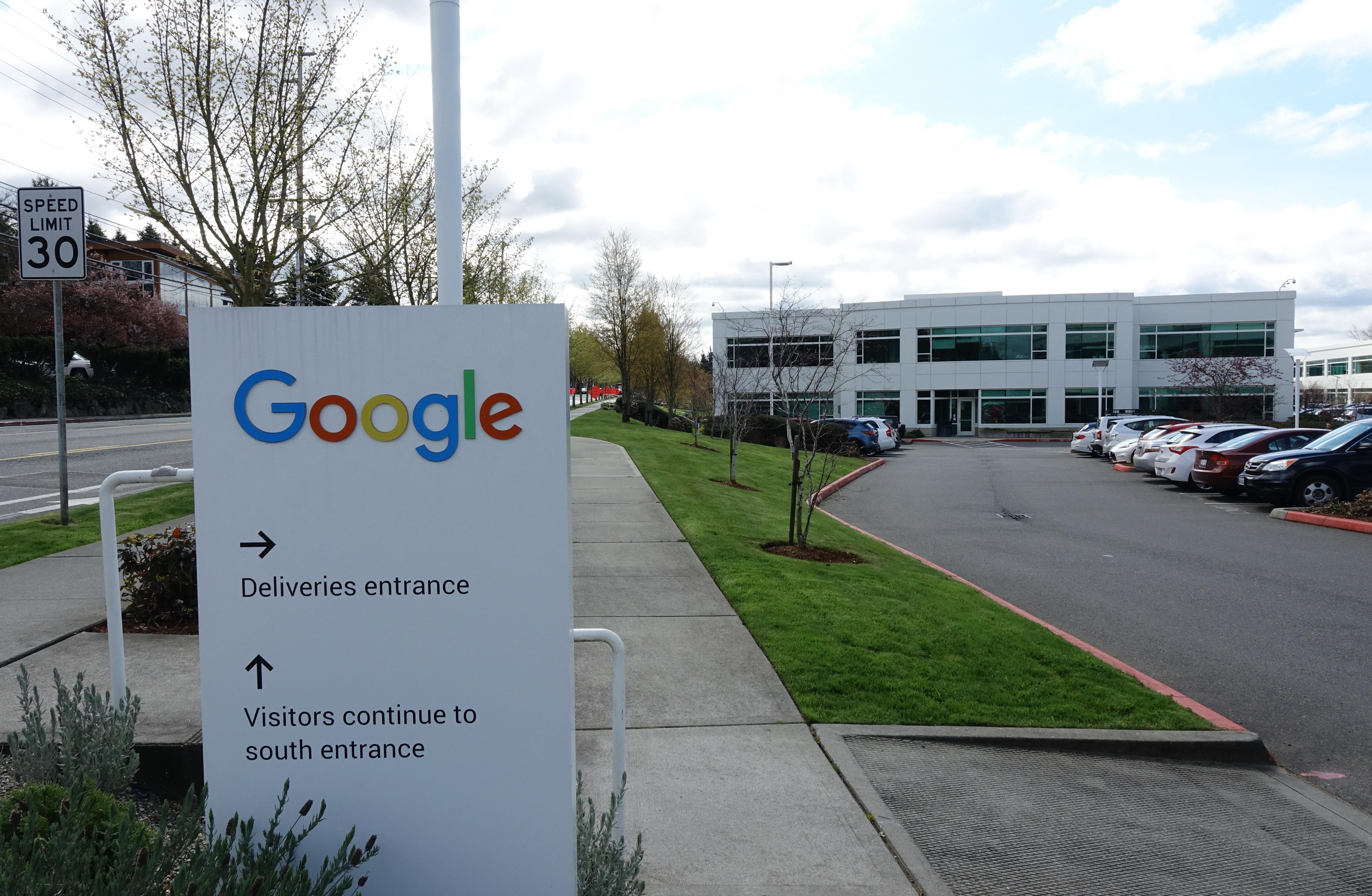 西雅图之谷歌是个好公司,在西雅图有一个很大的研发中心