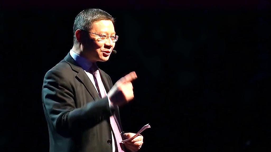 张维为演讲:中国人,你要自信!
