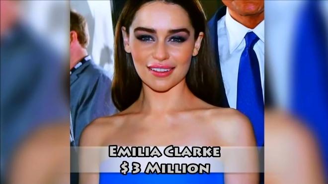《权力的游戏》中最富有的前10名演员,影星琳娜·海蒂仅排名末位