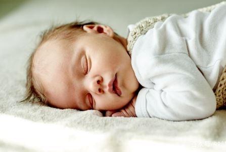 想宝宝脾胃好 这三种觉不能睡