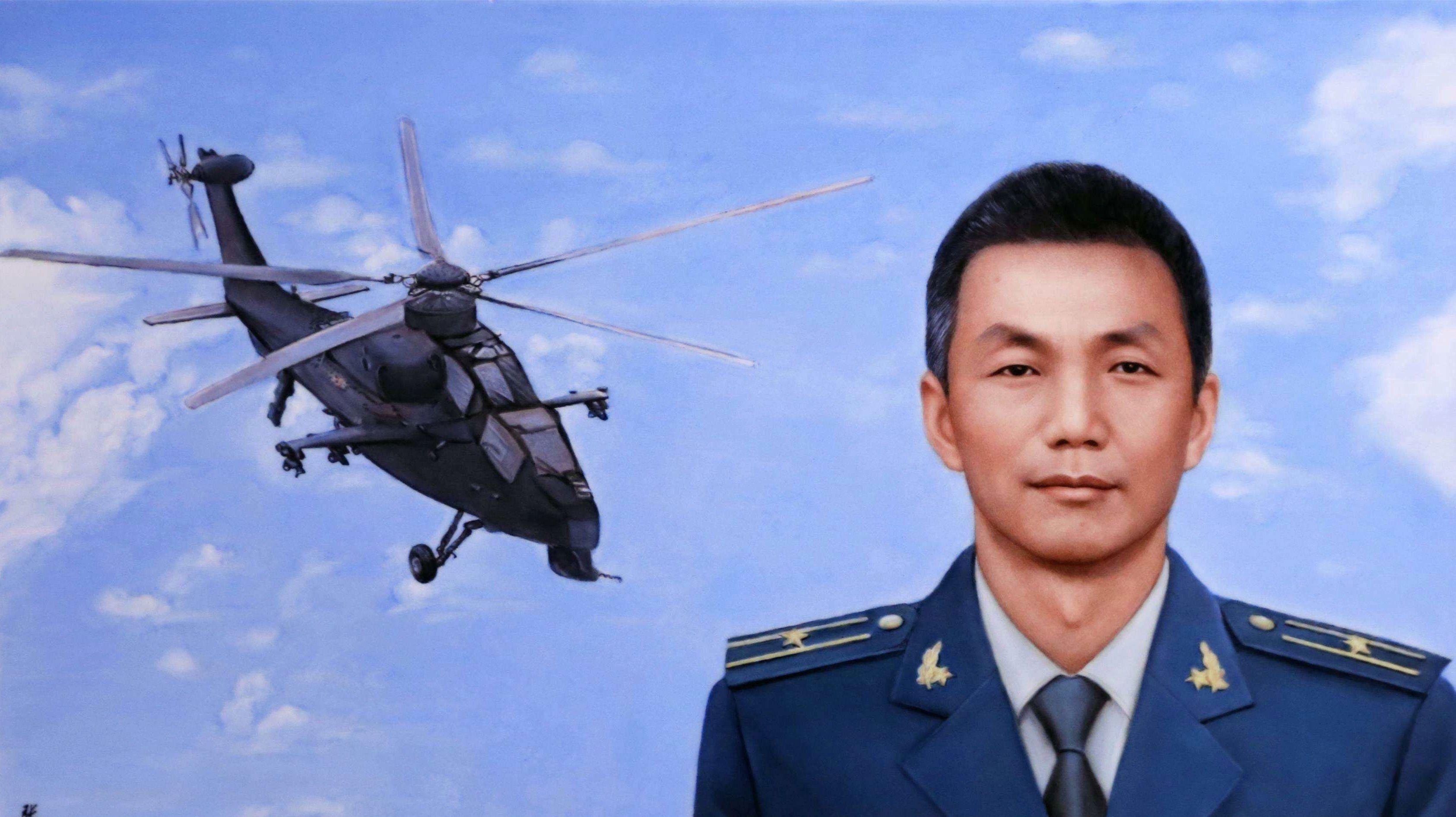 飞行烈士张浩在训练中不幸坠机牺牲,牺牲41天儿子才出生!